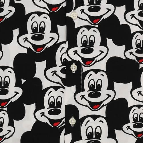 TDR - Short- Sleeve Tee x Mickey Mouse Black (Unisex)