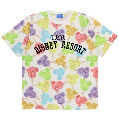 TDR - Tee x Mickey and Minnie Popsicle (Unisex)