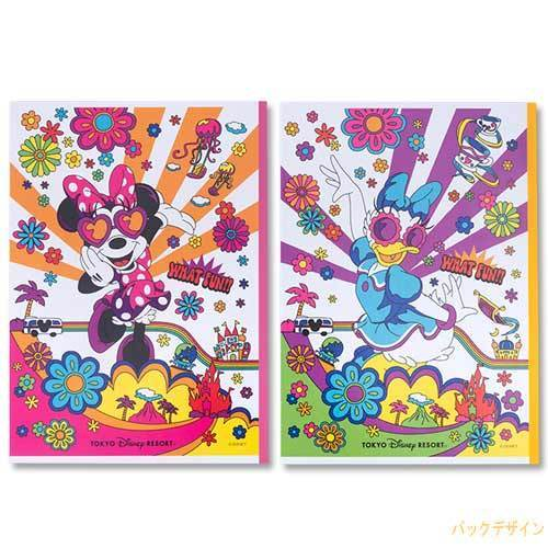 TDR - Flower Collection - Campus Notebooks Set