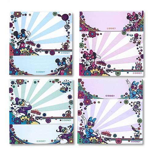 TDR - Flower Collection - Sticky Notes Set