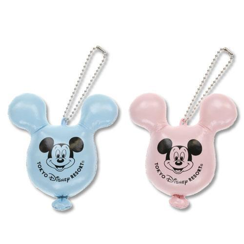 TDR - Plush Keychains Set x Mickey Mouse Balloon