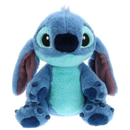 TDR - Fluffy Plushy Plush Toy x Stitch