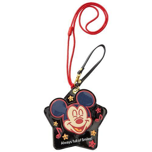 TDR - Always full of Smiles! Collection - Passcase x Mickey Mouse