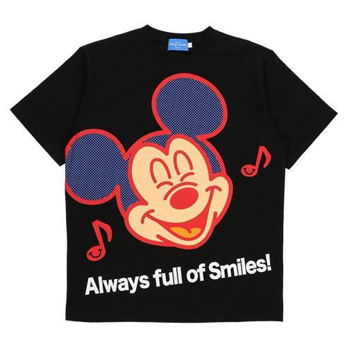 TDR - Always full of Smiles! Collection - Unisex Tee x Mickey Mouse