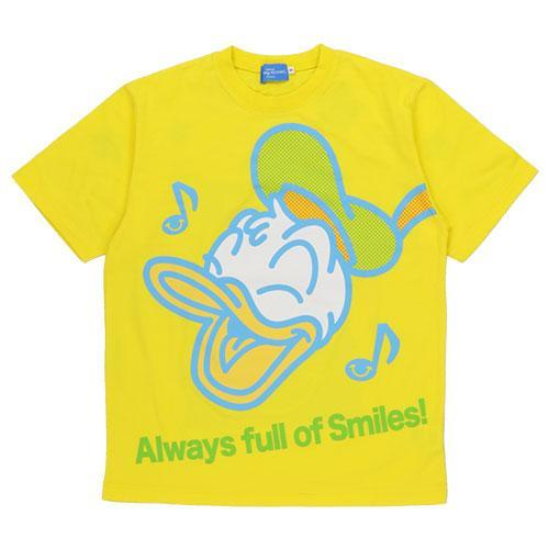 TDR - Always full of Smiles! Collection - Unisex Tee x Donald Duck