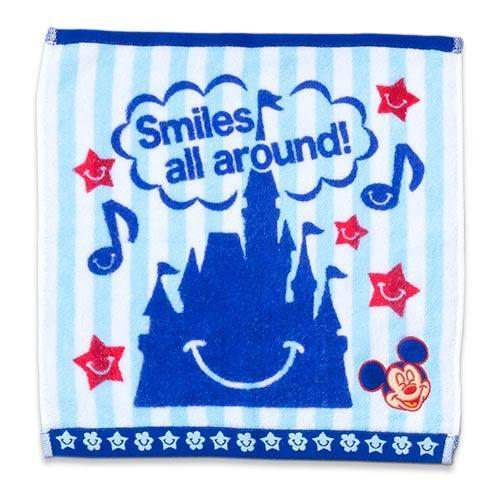 TDR - Always full of Smiles! Collection - Towel x Mickey Mouse