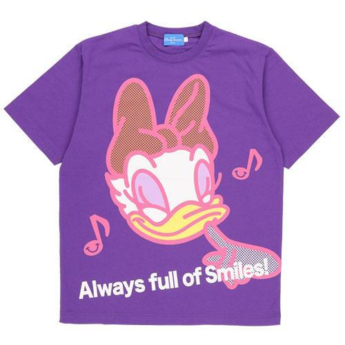 TDR - Always full of Smiles! Collection - Unisex Tee x Daisy Duck