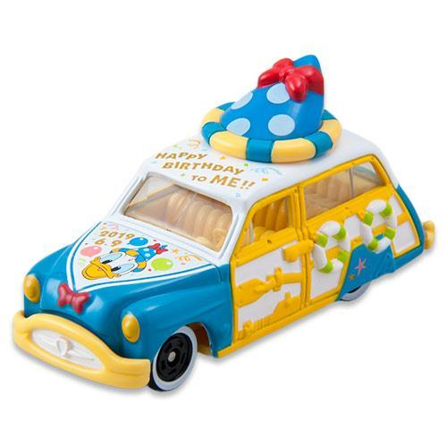 TDR - Donald Duck Birthday 2019 Collection - Disney Tomica Vehicle