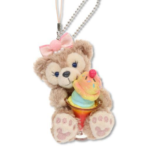 TDR - Duffy's Summer Fun Collection - Plush Keychain x ShellieMay (Sitting)