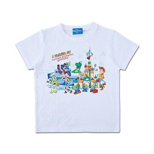 "TDR - ""I Played at Tokyo Disney Resort"" Collection - Unisex Tee For Adults"