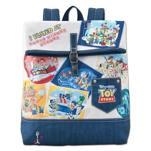 "TDR - ""I Played at Tokyo Disney Resort"" Collection - Backpack"