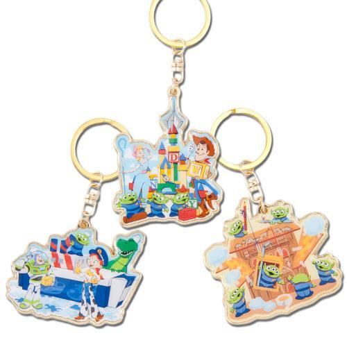 "TDR - ""I Played at Tokyo Disney Resort"" Collection - Keychain"