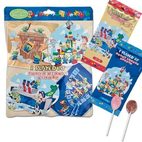 "TDR - ""I Played at Tokyo Disney Resort"" Collection - Hard Candy"