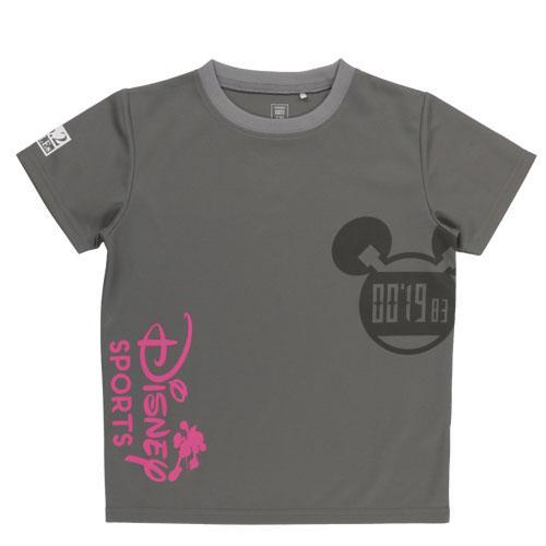 TDR - Disney Sport Collection - Tee (Grey)