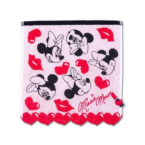 TDR Minnie Red Ruby Collection - Mini Towel
