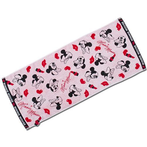 TDR Minnie Red Ruby Collection - Face Towel