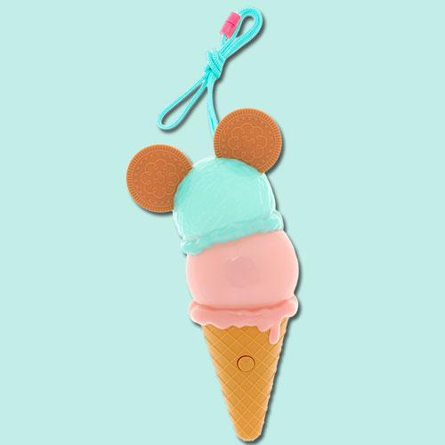 TDR - Pink Pop Paradise Collection -Lighting Ice Cream Toy (Pre-Order)