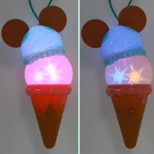 TDR - Pink Pop Paradise Collection -Lighting Ice Cream Toy