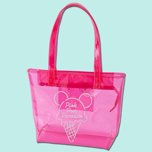 TDR - Pink Pop Paradise Collection - Tote Bag