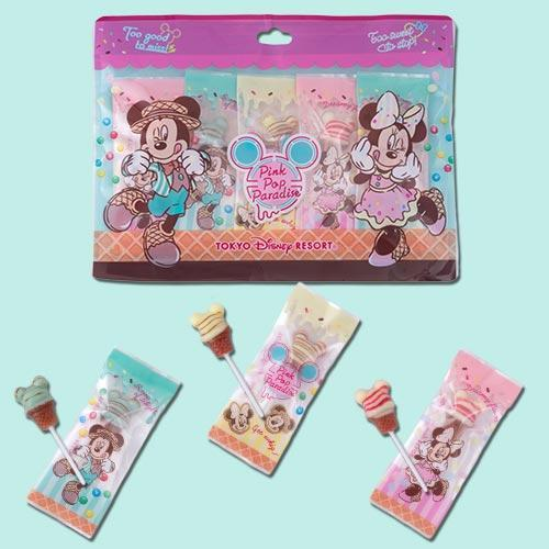 TDR - Pink Pop Paradise Collection - Popsicle candy