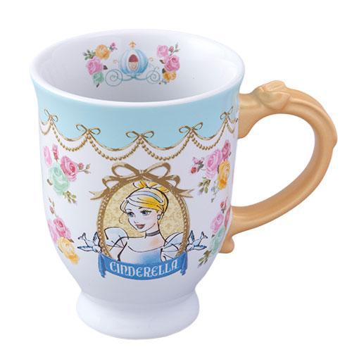 TDR - Princess x Every day is a Romantic Page Collection - Mug x Cinderella
