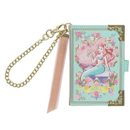 TDR - Princess x Every day is a Romantic Page Collection - Pass Case x Ariel