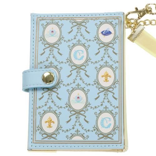 TDR - Princess x Every day is a Romantic Page Collection - Pass Case x Cinderella