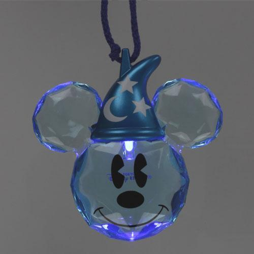 TDR - Lighting Necklace - Sorcerer Mickey