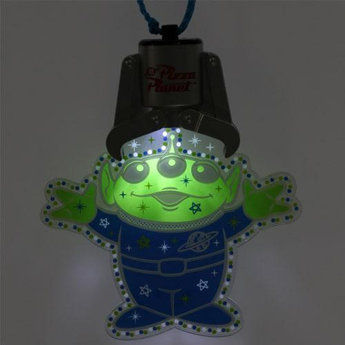 TDR - Lighting Necklace - Alien