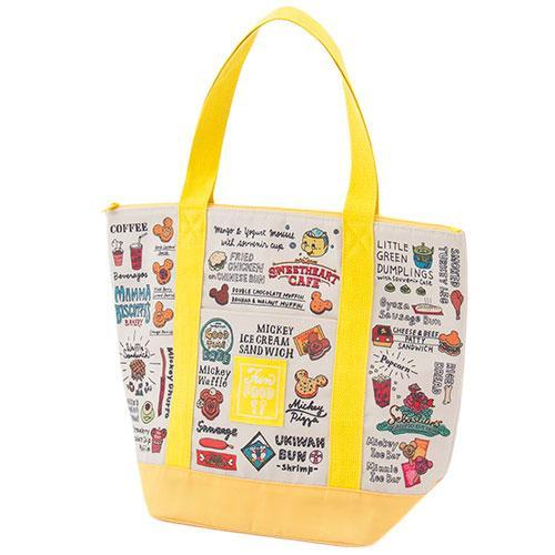 TDR - Food Theme - Lunch & Freezable Bag