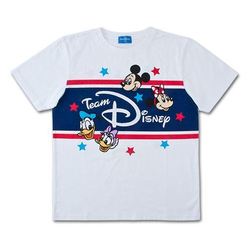 TDR - Team Disney - Unisex T-shirt (Kid & Adult)