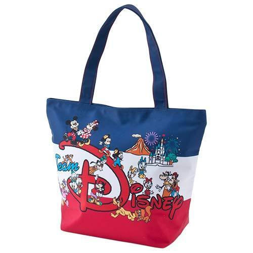 TDR - Team Disney - Tote Bag