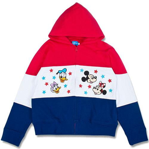 TDR - Team Disney - Zip Hoodies