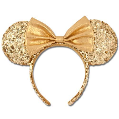 TDR - Minnie Marigold Sequin Headband