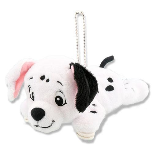 "TDR - ""Stick with you"" Plush toy & Keychain x Dalmatians"