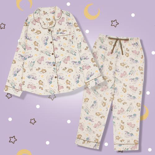 TDR - Pajama x Duffy & Friends (For Women)