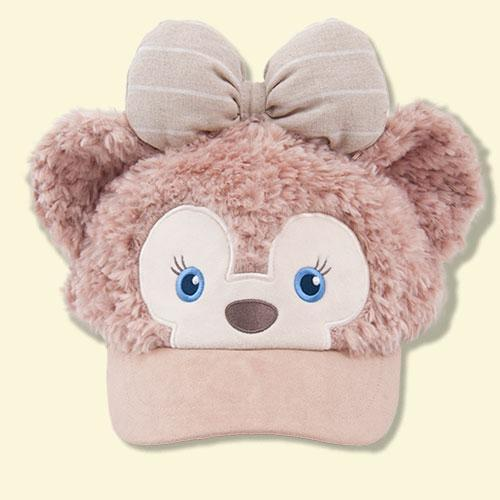 TDR - Duffy & Friends - Fluffy Baseball Cap x ShellieMay