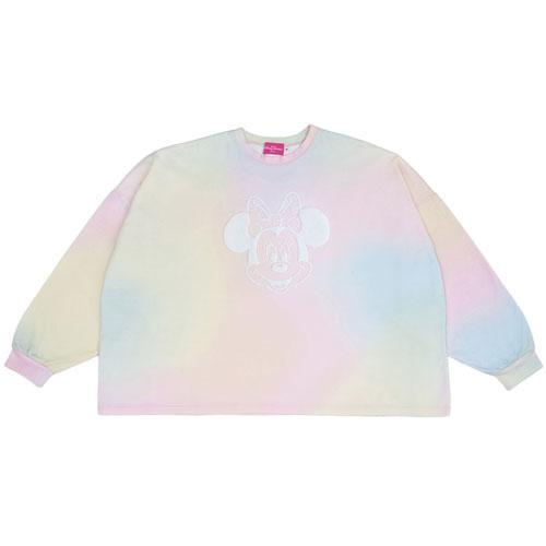 TDR - Tie-dye Long Sleeve Tee x Minnie Mouse for Women