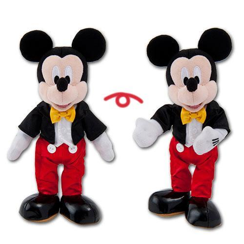 TDR - Pozy Plush Toy x Mickey Mouse