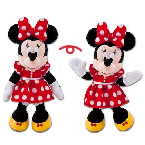 TDR - Pozy Plush Toy x Minnie Mouse