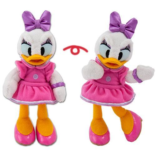 TDR - Pozy Plush Toy x Daisy Duck