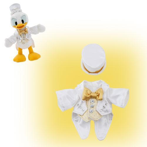 TDR - Pozy Plush Toy Costume x Donald Duck