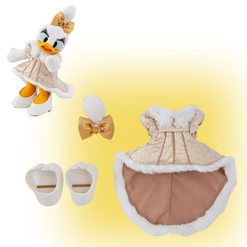 TDR - Pozy Plush Toy Costume x Daisy Duck