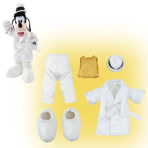 TDR - Pozy Plush Toy Costume x Goofy