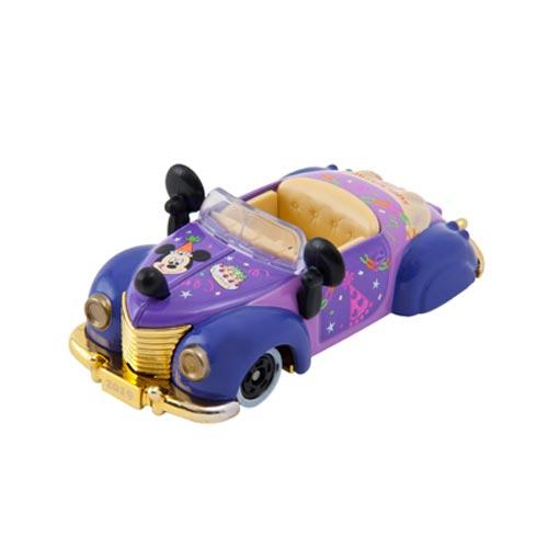 "TDR - ""Happy Birthday to Mickey & Minnie"" Collection - Tomica Toy Car (Color: Purple)"