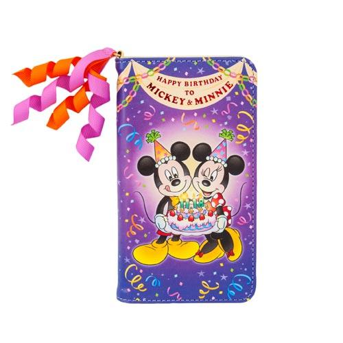 "TDR - ""Happy Birthday to Mickey & Minnie"" Collection - Smart Phone Case"