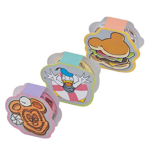 TDR - Food Theme - Masking Tapes Set
