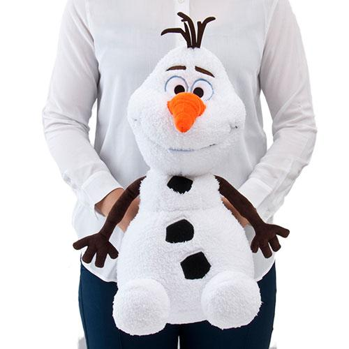 TDR - Frozen 2 Collection - Plush Toy x Hand Warmer Olaf