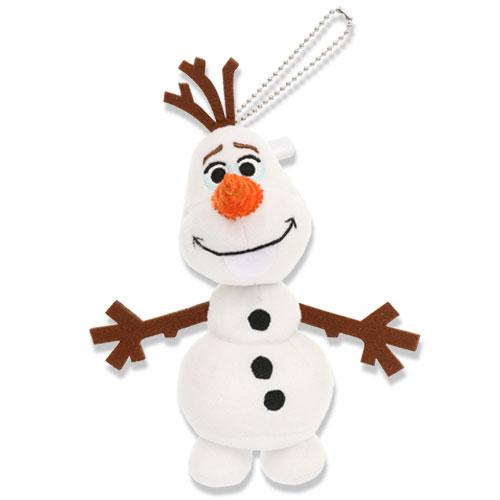 TDR - Frozen 2 Collection - Plush Keychain x Olaf