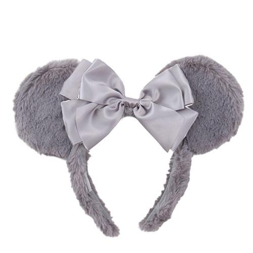 TDR - Fluffy Minnie Headband x Grey